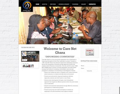 Care Net Ghana